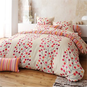 Taie percale Dans le Vent SCION LIVING,
