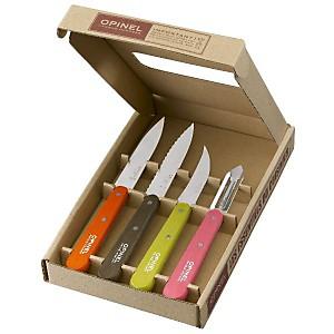 Coffret 4 couteaux de cuisine OPINEL  Es