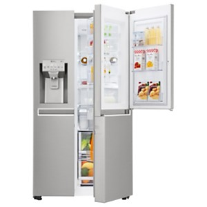 Réfrigérateur américain LG GSS6671PS  ga