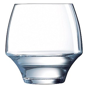 Lot de 6 verres à eau 38 cl Open Up  CHE