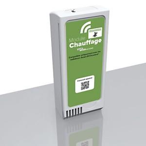 Récepteur de communication chauffage  NOIROT SMART ECOControl