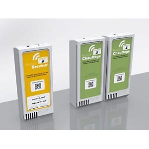 Kit de communication entre (1 émetteur,  récepteurs) NOIROT Smart ECOcontrol