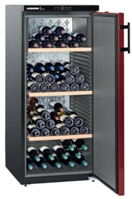Cave à vin LIEBHERR WK161 garant...