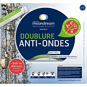 Doublure anti-ondes MOONDREAM