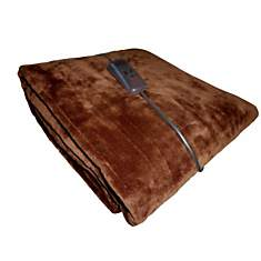 Plaid couverture XL chauffant Luxe  CHRO