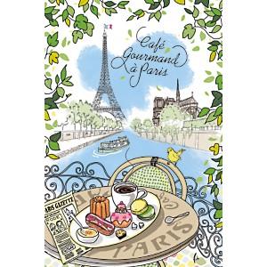 Torchon Café Gourmand TORCHONS ET  BOUCHONS