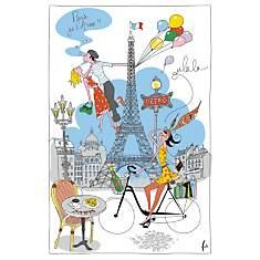 Torchon La Parisienne TORCHONS ET  BOUCH...