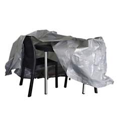 Housse de protection pour table ronde  C