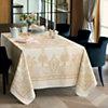 Lot de 4 serviettes de table Eléonore  GARNIER THIEBAUT, Doré