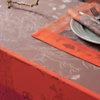 Lot de 4 serviettes de table Poetree  GARNIER THIEBAUT
