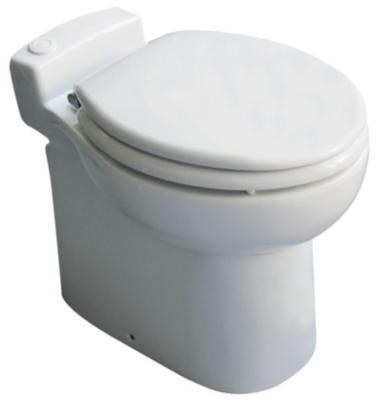 WC à Turbo-broyage