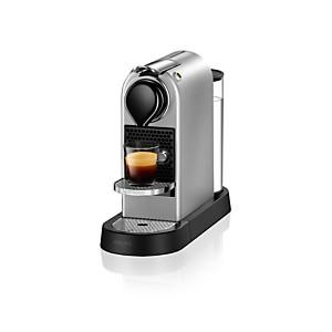 Nespresso KRUPS Citiz silver YY2733FD