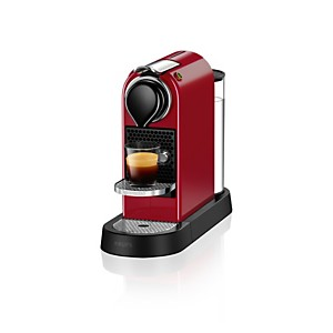 Nespresso KRUPS Citiz rouge YY2731FD