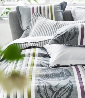 taie d 39 oreiller satin astrakhan designer guild. Black Bedroom Furniture Sets. Home Design Ideas
