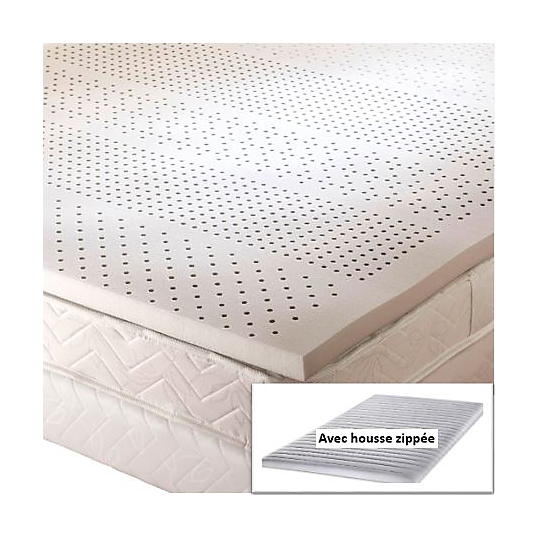 surmatelas ventil multizones airflow revance mousse visco lastique. Black Bedroom Furniture Sets. Home Design Ideas