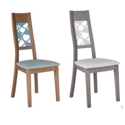 Lot de 2 chaises Sadia
