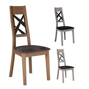Lot de 2 chaises Salhia
