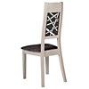 Lot de 2 chaises Saraya
