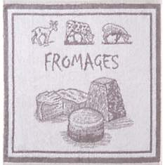Essuie-mains Fromages COUCKE