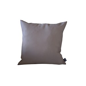 Coussin fauteuil Bergen taupe