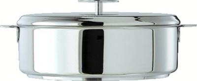 Sauteuse + couvercle inox CRISTEL  Casteline - 24 cm