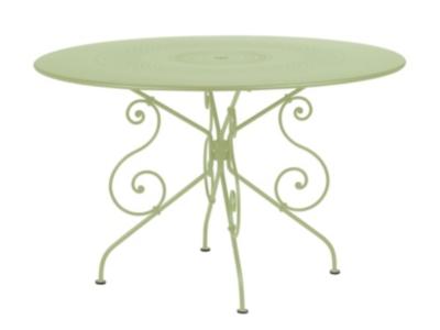 Table FERMOB 1900 Ø 117cm,  coloris au choix