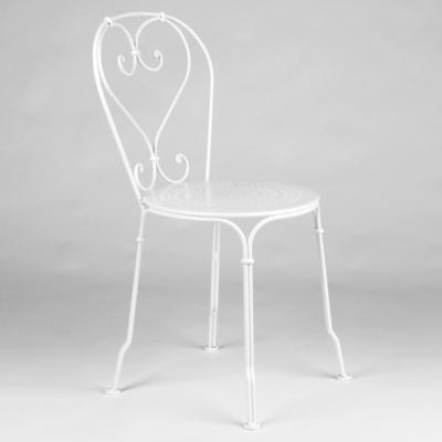 Lot de 2 chaises empilables 1900 FERMOB