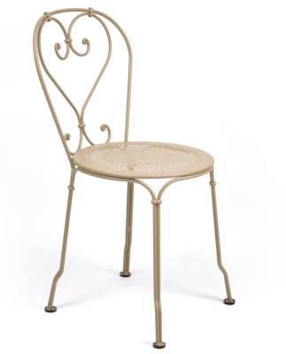 Lot de 2 chaises empilables 1900...