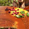 Table FERMOB 1900 diamètre 117 cm,  coloris au choix