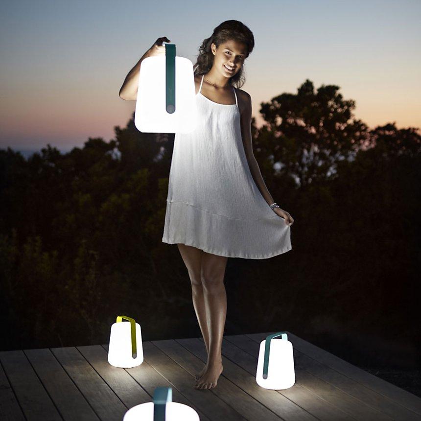 Lot de 3 lampes Balad Hauteur 12 cm  FERMOB