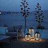 Lanterne solaire et rechargeable Teckalu 500 Lumens SEL LES JARDINS