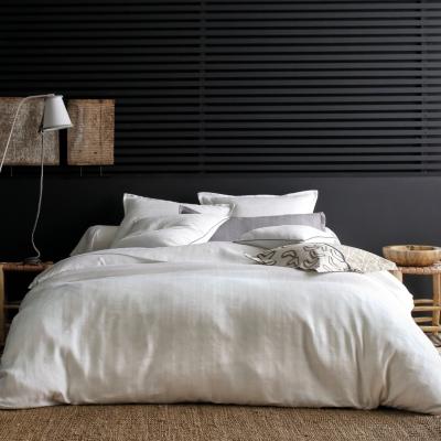 parure de lit blanche best housse de couette originale adulte avec linge de lit fantaisie. Black Bedroom Furniture Sets. Home Design Ideas