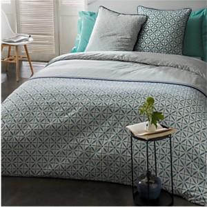 Parure de lit zippée Géo MAWIRA