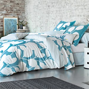 Taie percale Steppes SCION LIVING