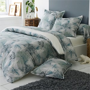 Taie d'oreiller percale Tropical  TRADILINGE