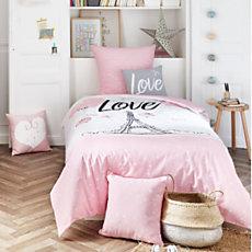 Parure de lit Star Love Paris
