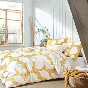 Taie de traversin percale Steppes  SCION LIVING