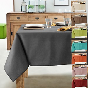 Nappe de Table : ronde, ovale et rectangulaire - Camif