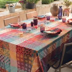 Linge de table Mille Tiles GARNIER  THIE...