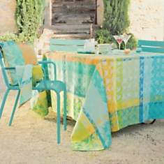 Linge de table Mille Colibiris GARNIER