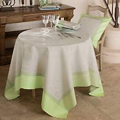Linge de table antitaches Eugénie  GARNI