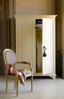 Armoire 2 portes Romance mastic
