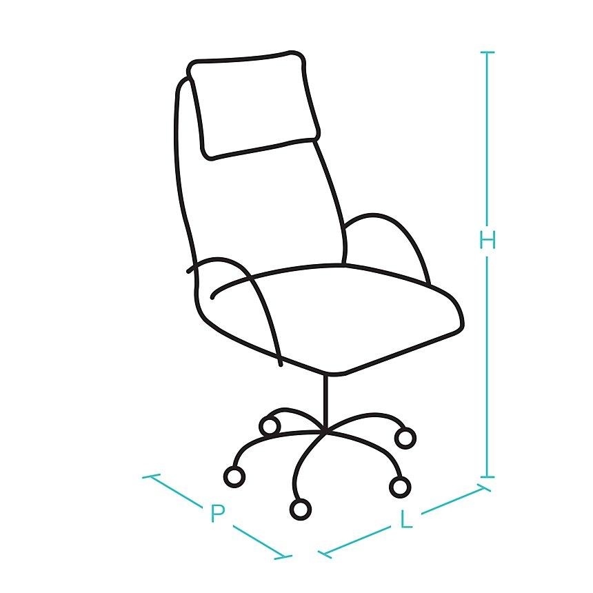 Chaise Bureau Bois De Coque Sarah Jc3TlF1K