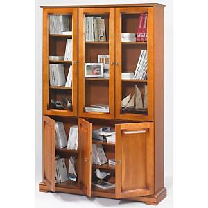 Bibliothèque Florac 6 portes, me...