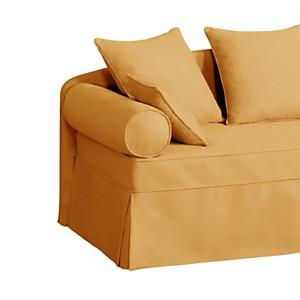 Dosseret tissu coton déhoussable Hermitage