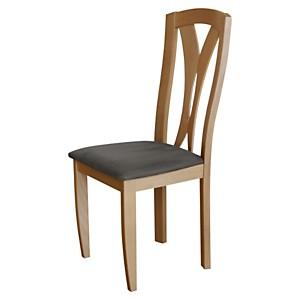 Lot de 2 chaises Panama, aulne clair
