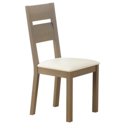 Lot de 2 chaises Sacey