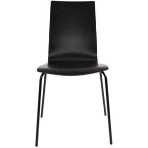 Lot de 2 chaises hêtre teinté Reda