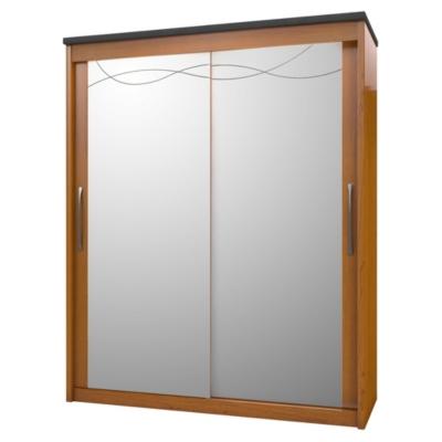 Armoire portes miroirs Mauléon