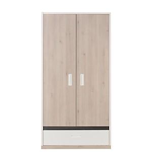 Armoire 2 portes Gabin